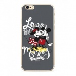 Disney Mickey & Minnie 001 Back Cover Gray pro Xiaomi Redmi 6/6A, 2442378