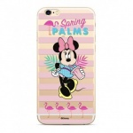 Disney Minnie 028 Back Cover Transparent pro Xiaomi Redmi 6/6A, 2442380