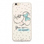 Disney Minnie 042 Back Cover White pro Xiaomi Redmi 6/6A, 2442384