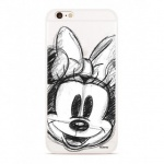 Disney Minnie 012 Back Cover Transprent pro Xiaomi Redmi 6/6A, 2442388