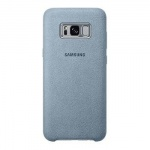 EF-XG955AME Samsung Alcantara Cover Mint pro G955 Galaxy S8 Plus (Pošk. Blister), 2442734