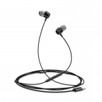 USAMS EP-31 In-Ear Stereo Headset Type C Black, 2442752