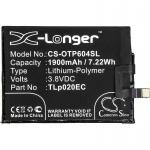 CS-OTP604SL Baterie 1900mAh Li-Pol pro Alcatel OT6044 Touch Pop, 2443271