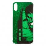 MARVEL Hulk 001 Zadní Kryt Green pro iPhone X, 2443579
