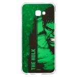 MARVEL Hulk 001 Zadní Kryt pro Samsung J415 Galaxy J4+ Green , 2443582