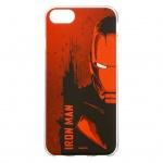 MARVEL Iron Man 004 Zadní Kryt Red pro iPhone 6/7/8, 2443587