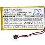 CS-GRV200SH Baterie 180mAh Li-Pol pro Garmin Vivoactive HR, 2443718