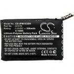 CS-IPW153SH Baterie 200mAh Li-Pol pro iWatch 38mm/42mm, 2443724
