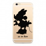 Disney Minnie 002 Back Cover Transparent pro Huawei P20 Lite, 2444082