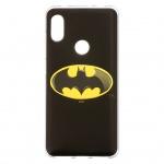 Batman Zadní Kryt 023 pro  Xiaomi Redmi Note 6 PRO Black, 2444132