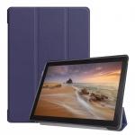 Book Tri Fold Pouzdro pro Huawei MediaPad M5 Lite 10 Blue, 2445937