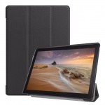 Tactical Book Tri Fold Pouzdro pro Lenovo TAB 4 10 Black, 2445945