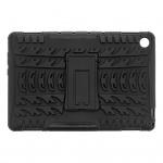 Stand TPU Kryt pro Huawei MediaPad M5 Lite Black, 2446039