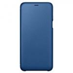 EF-WA605CLE Samsung Flip Case Blue pro Galaxy A6 Plus 2018 (Pošk.Blister), 2446637