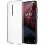 CC-142 Nokia Slim Crystal Cover pro Nokia 4.2 Transparent (EU Blister), 2446802