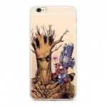 Guardians of The Galaxy 001 TPU Kryt pro Huawei Y6 2019 Transparent, 2446844