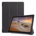 Tactical Book Tri Fold Pouzdro pro Lenovo Tab E10 10.1 Black, 2448719