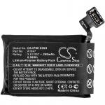 CS-IPW183SH Baterie 260mAh Li-Pol pro Apple Watch Series 3 38mm A1860, 2449397