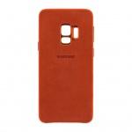 EF-XG960ARE Samsung Alcantara Cover Red pro G960 Galaxy S9 (EU Blister), 2437855