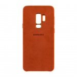 EF-XG965ARE Samsung Alcantara Cover Red pro G965 Galaxy S9 Plus (EU Blister), 2437858