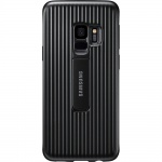 EF-RG960CBE Samsung Protective Standing Cover Black pro G960 Galaxy S9 (EU Blister), 2438090