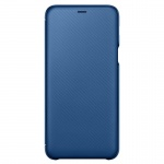 EF-WA605CLE Samsung Flip Case Blue pro Galaxy A6 Plus 2018 (EU Blister), 2439595