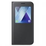 EF-CA520PBE Samsung S-View Pouzdro Black pro Galaxy A5 2017 (EU Blister), 2433013