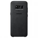 EF-XG950ASE Samsung Alcantara Cover Dark Grey pro G950 Galaxy S8 (EU Blister), 2433787