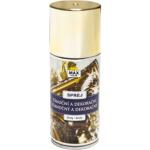 Zlatá dekorační barva ve spreji, 150 ml