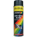 Motip 04001 sprej, univerzální autobarva, černá pololesk, 500 ml