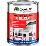 Colorlak Celox C2001 vrchní barva na dřevěný a kovový nábytek, 6200 žluť chromová, 750 ml