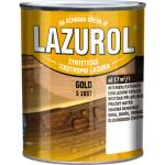 Lazurol Gold S1037 silnovrstvá lazura na dřevo T000 bezbarvá, 750 ml