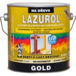 Lazurol Gold S1037 silnovrstvá lazura na dřevo T020 kaštan, 2,5 l