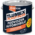 Tlumex Plast Plus antikorozní barva na auto a podvozek, černá, 2 kg