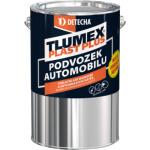 Tlumex Plast Plus antikorozní barva na auto a podvozek, černá, 4 kg