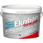 Detecha Ekoban Forte Plus barva na dřevo i beton, RAL 7035 světle šedá, 2,5 kg