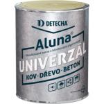 Detecha Aluna barva na kov beton dřevo s obsahem hliníku, stříbřitá, 0,8 kg