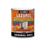 Lazurol Oknobal Email U2015 lesk vrchní barva na okna 1000 bílá, 600 ml