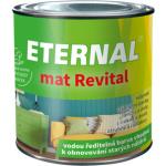 Eternal mat Revital barva k obnovování starých nátěrů, 213 černá, 100 g