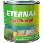 Eternal mat Revital barva k obnovování starých nátěrů, 213 černá, 350 g