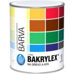Bakrylex Univerzál lesk V2066 barva na dřevo a kov, 0820 červená, 700 g