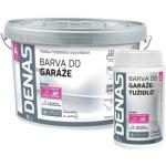 Denas Garáž dvousložková barva na betonové podlahy, Ral 7040 šedá, 5 kg + 1 kg tužidlo