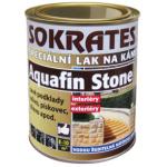 Sokrates Aquafin Stone lesk lak pro savé podklady, 700 g