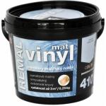 Remal Vinyl Color mat, prémiová malířská barva, omyvatelná, 410 pastelově modrá, 250 g
