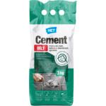 Het cement bílý, pro přípravu malt a betonů, 3 kg