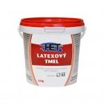 Het latexový tmel, vyrovnávací a správkový tmel, do interiéru, 1,6 kg