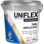 BARVY A LAKY HOSTIVAŘ Uniflex akrylátový tmel na zdivo, sádrokarton a dřevo, 1,6 kg