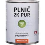 Polykar polytmel plnič 2K PUR, antikorozní plnič pro autoopravárenství a průmysl, 1 kg