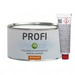 Polykar Polytmel Profi dvousložkový polyesterový tmel+ tužidlo, 2 kg