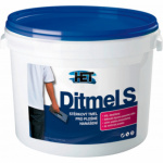 Het Ditmel S, stěrkový tmel pro plošené nanášení v interiéru, 7 kg